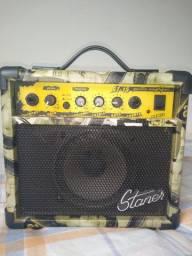 Amplificador de som (Cubo)