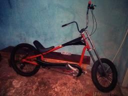 Vendo bicicleta chopper