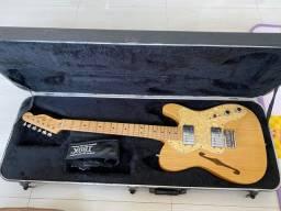 Fender Thinline 72 c/ case G&L (Cartão 10x sem juros)