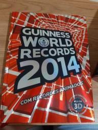 Livro guinness world records 2014