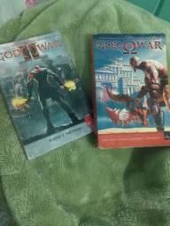 2 Livros God of war 40 pila