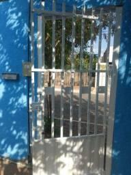 Pintura de portãos e janelas