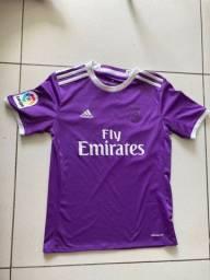 Camisa Real Madrid modelo 2017/2018!