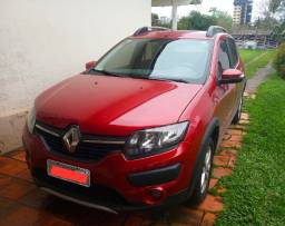 Renault Sandero 1.6 stepway 8v flex 4p manual 2015