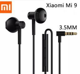 Fone de ouvido Xiaomi Original Lacrado - Aceito Cartão