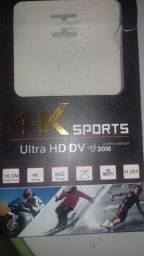Câmera Filmadora Sports 4k Ultra Hd