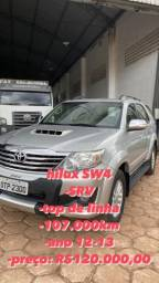 Hilux sw4