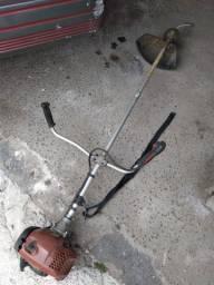 Roçadeira lateral à gasolina 1,7 hp 43 cc 2 tempos - CG-4300 - Garthen<br><br>