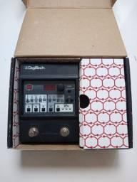Pedaleira Digitech Element na caixa!