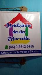 Hotelzinho da tia Marcella