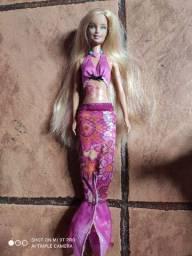 Barbie em Vida de Sereia