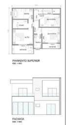 Casa à venda com 2 dormitórios em Parque vivaldi leite ribeiro, Poços de caldas cod:CA0502