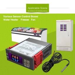 Termostato termorregulador aquecimento de refrigeração dst1020