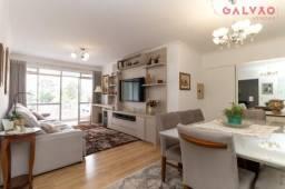 Apartamento à venda com 3 dormitórios em Cristo rei, Curitiba cod:AP0376