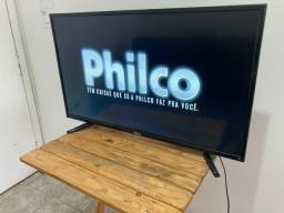 SMART TV LED FULL HD Philco 40 polegadas 1,400