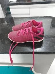 Chuteira de futsal Adidas Nemesis