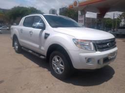 Vende-se Caminhonete Ranger Limited, Ano 2014, Completíssima! Valor 89.000
