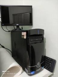 PC completo Pentium g3250 4gb HD 2tb