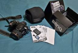 Câmera Digital Semi-profissional Zoom 36x + Brinde