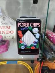 Brinquedo profissional Jogo de poker Chips
