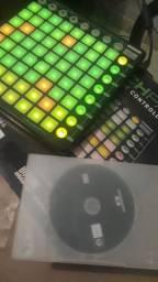 Controladora Novation Launchpad Original para DJ