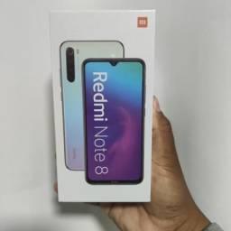 PROMOÇÃO DE Namorados!! Redmi Note 8 da Xiaomi.. Novo lacrado com garantia e entrega