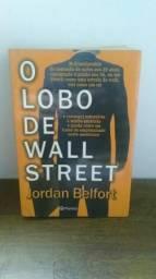 O lobo de wall street - Jordan Belfort comprar usado  São Paulo