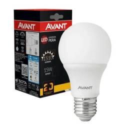 Lampada LED 15w Bulbo Bivolt Kit Com 10 Lampadas