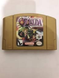 The Legend of Zelda Majoras Mask Nintendo 64 comprar usado  Porto Alegre