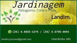 Jardinagem / Landim Jardinagem / jardineiro.