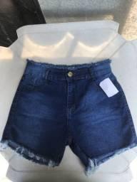 Shorts moda femenina