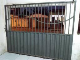 Troco por portão fechado