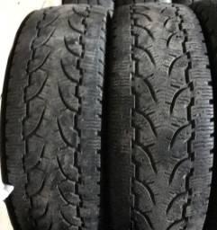 Par de pneus 15 p/ Van 225/70 R15C
