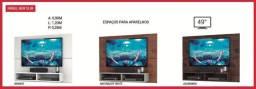 Painel de tv até 49 polegadas promoção (new slim)