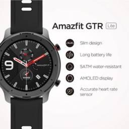 Relógio Amazfilt GTR 47 Lite sem GPS