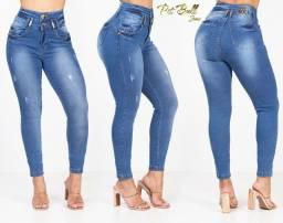 Calças Jeans Feminina Patogê Atacado/Varejo(36 ao 50)