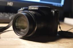 Câmera Canon semiprofissional