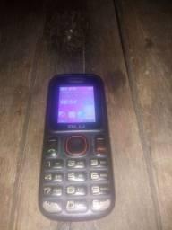 Vendo celular blu simples