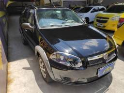 Fiat palio weekend treeking 1.6, ex taxi completa+gnv, aprovação imediata!!!!