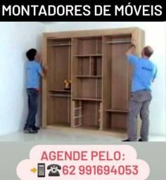 Faça montagens de móveis