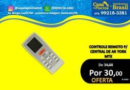 Controle P/ central
