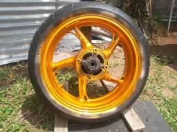 Pintura de rodas