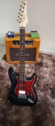 Guitarra Memphis personalizada