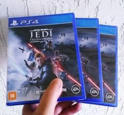 Star Wars Jedi Fallen Order - PS4 [Lacrado]