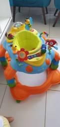 Andajar brinquedo interativo infantil