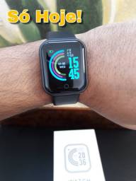 Relógio smartwatch d20 o melhor relógio inteligente em promoção