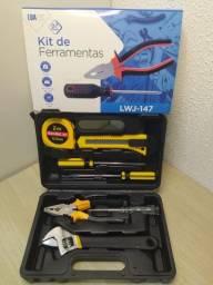Kit de ferramenta luatek LWJ-147* são luís