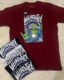 Camiseta Hurley atacado camisetas de marca para revender revenda somos fornecedor