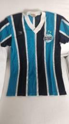 Camisa Do Grêmio Anos 80 - Raridade