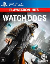 Jogo Watch Dogs Para Playstation 4